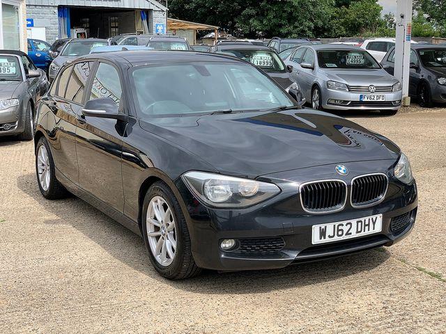 BMW 1 Series 116d EfficientDynamics (2012) for sale  in Peterborough, Cambridgeshire   Autobay Cars - Picture 2