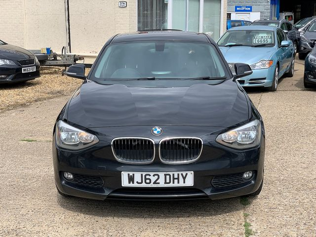 BMW 1 Series 116d EfficientDynamics (2012) for sale  in Peterborough, Cambridgeshire   Autobay Cars - Picture 9