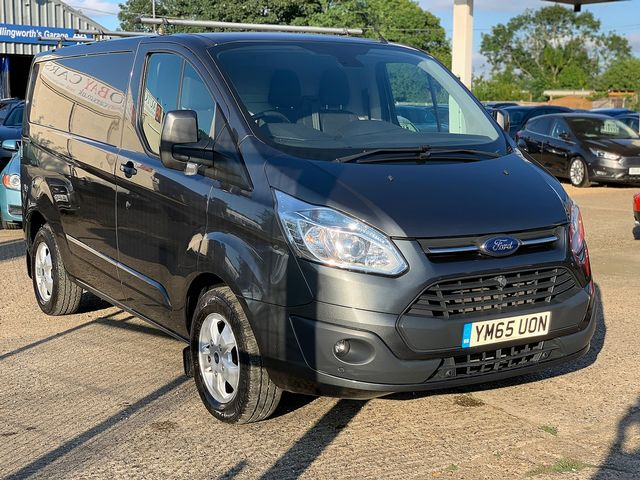 FORD Transit Custom 2.2TD 125PS 270 Limited FWD L1 (2016) for sale  in Peterborough, Cambridgeshire | Autobay Cars - Picture 2