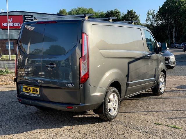 FORD Transit Custom 2.2TD 125PS 270 Limited FWD L1 (2016) for sale  in Peterborough, Cambridgeshire | Autobay Cars - Picture 3