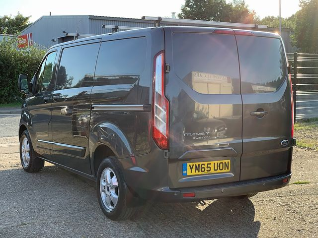 FORD Transit Custom 2.2TD 125PS 270 Limited FWD L1 (2016) for sale  in Peterborough, Cambridgeshire | Autobay Cars - Picture 4