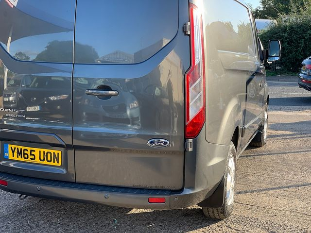 FORD Transit Custom 2.2TD 125PS 270 Limited FWD L1 (2016) for sale  in Peterborough, Cambridgeshire | Autobay Cars - Picture 6