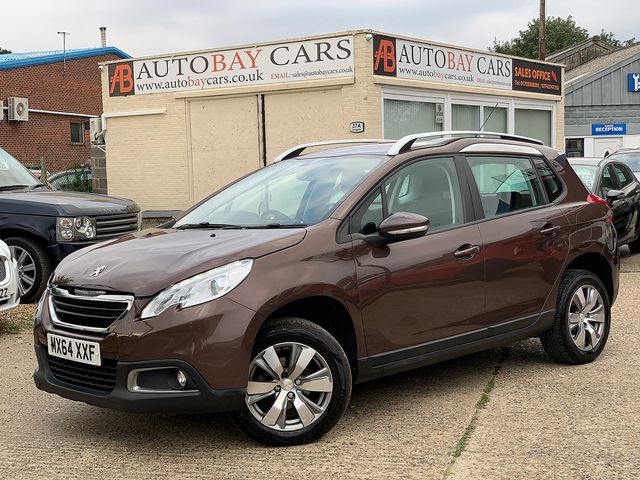PEUGEOT 2008 Active 1.4 HDi (2014) for sale  in Peterborough, Cambridgeshire | Autobay Cars - Picture 1
