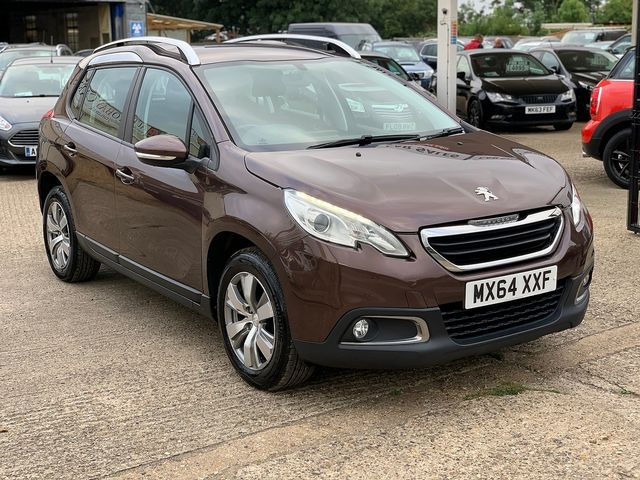 PEUGEOT 2008 Active 1.4 HDi (2014) for sale  in Peterborough, Cambridgeshire | Autobay Cars - Picture 2
