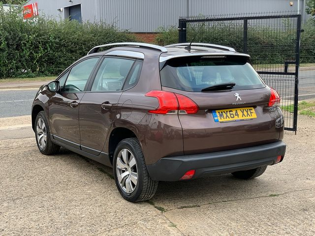 PEUGEOT 2008 Active 1.4 HDi (2014) for sale  in Peterborough, Cambridgeshire | Autobay Cars - Picture 4