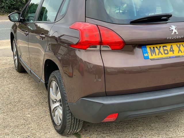 PEUGEOT 2008 Active 1.4 HDi (2014) for sale  in Peterborough, Cambridgeshire | Autobay Cars - Picture 5