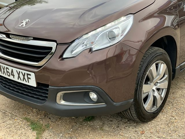 PEUGEOT 2008 Active 1.4 HDi (2014) for sale  in Peterborough, Cambridgeshire | Autobay Cars - Picture 8