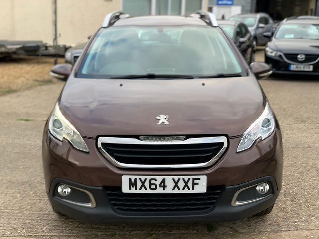 PEUGEOT 2008 Active 1.4 HDi (2014) for sale  in Peterborough, Cambridgeshire | Autobay Cars - Picture 9