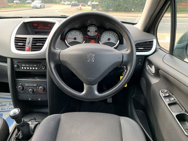 PEUGEOT 207 SW 1.6 HDi 90 S (2010) for sale  in Peterborough, Cambridgeshire   Autobay Cars - Picture 10