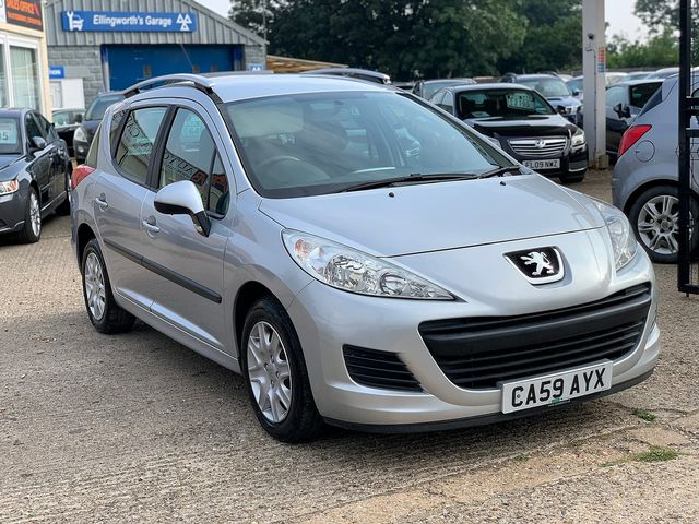 PEUGEOT 207 SW 1.6 HDi 90 S (2010) for sale  in Peterborough, Cambridgeshire   Autobay Cars - Picture 2