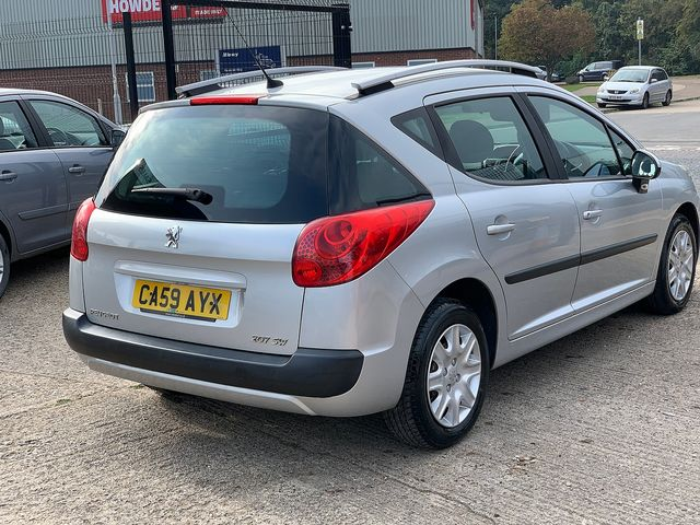 PEUGEOT 207 SW 1.6 HDi 90 S (2010) for sale  in Peterborough, Cambridgeshire   Autobay Cars - Picture 3