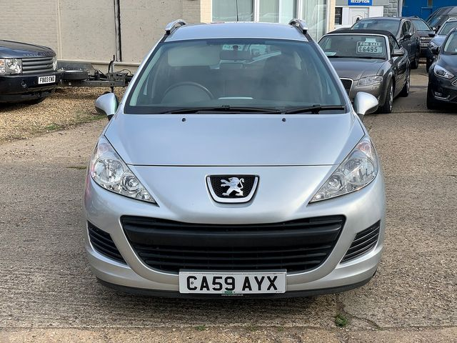 PEUGEOT 207 SW 1.6 HDi 90 S (2010) for sale  in Peterborough, Cambridgeshire   Autobay Cars - Picture 9